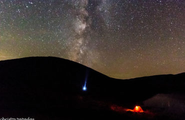 Mythical Dragons and Neverending Milkyway